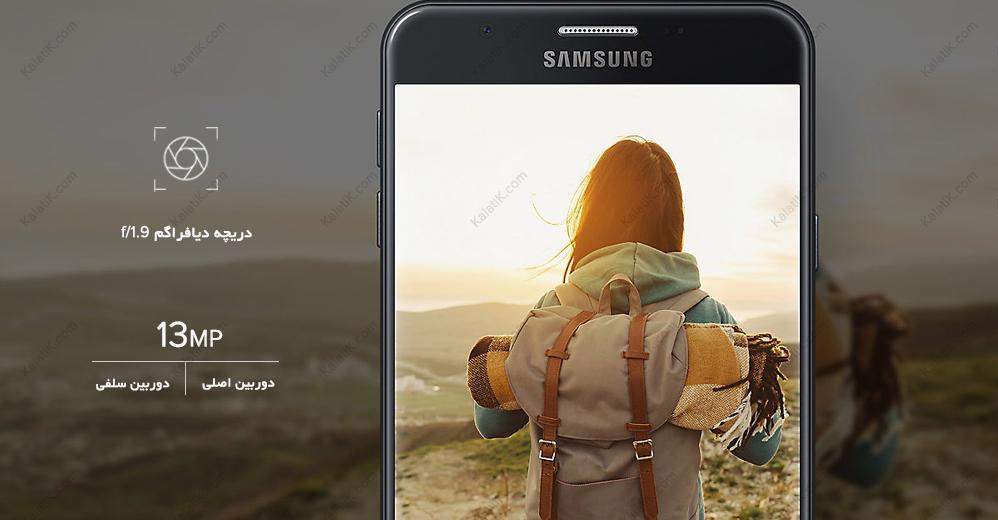 دوربین اصلی گوشی موبایل سامسونگ گلکسی j7 پرایم 2